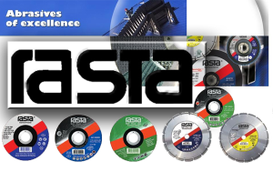 Rasta - Abrasives Disc