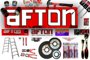 Afton -Hand tools / Access Equipment's / Construction Equipment's