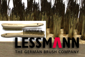 Lessmann - Wire brush