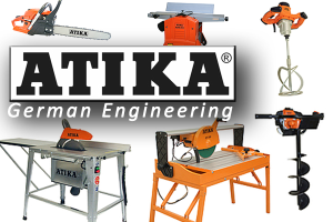 Atika - Equipments
